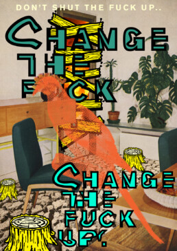 CHANGE THE FUCK UP 2019 KEELERTORNERO