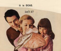 IT IS DEAD ISN'T IT? 2012 Collage 12x10 KEELERTORNERO