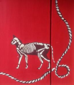 sassetot stencil design KEELERTORNERO