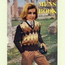 MEN'S BOOK 2020 Collage 21x30cm KEELERTORNERO